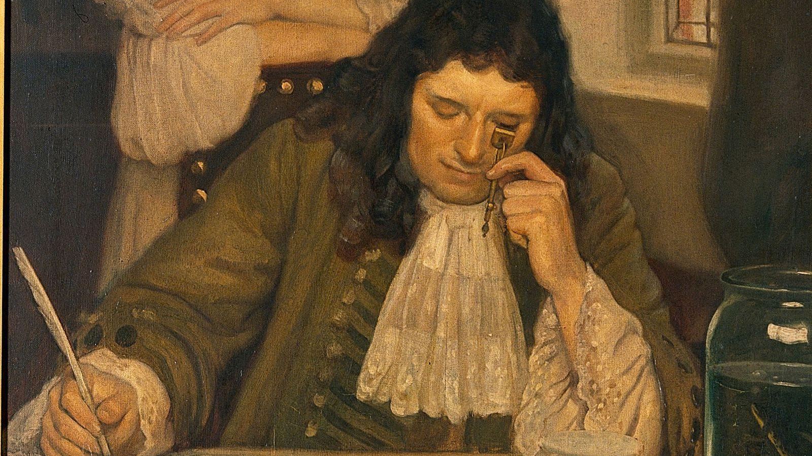 How Antoni Van Leeuwenhoek Discovered Bacteria In The