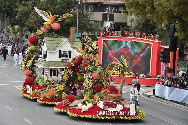 Rose Parade 2018 live stream: Time, TV schedule, and how ...