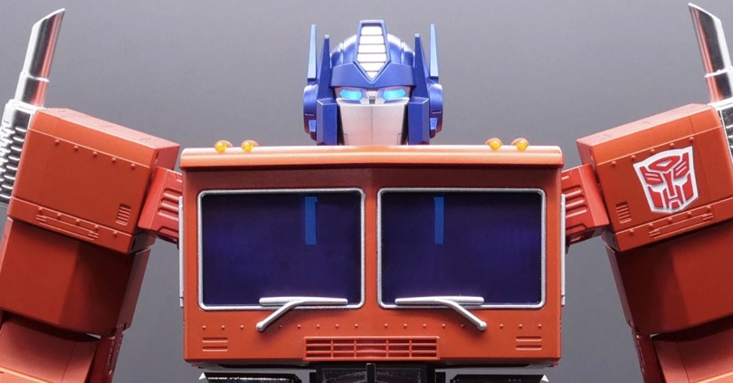 Hasbro's new 0 Optimus Prime toy can finally transform all on its own