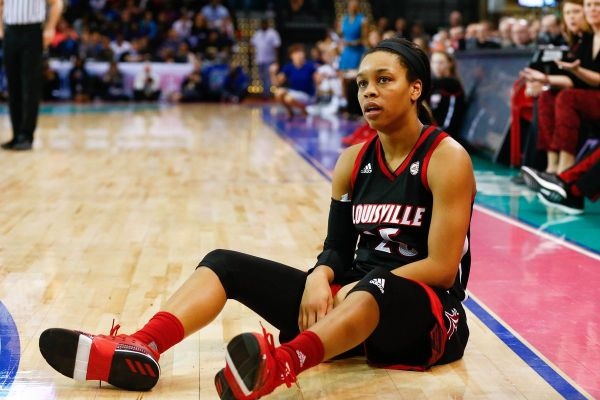 Louisville defeats No. 5 Ohio State behind Asia Durr's ...