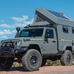 Off Road Camper This Burly Truck Is Expedition Ready Curbed