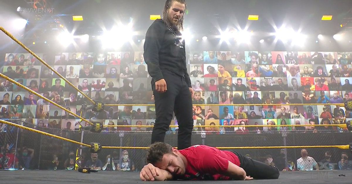Adam Cole's 'apology' ends Undisputed ERA for good
