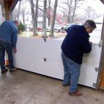 How To Install A Garage Door This Old House