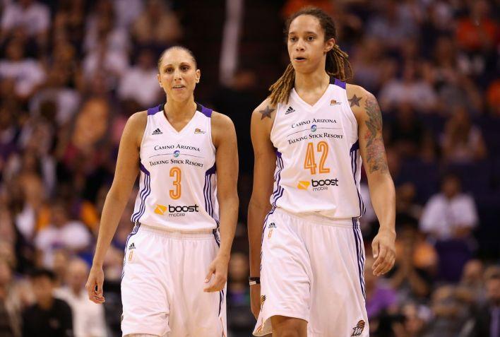 2014 WNBA Finals-Game 2