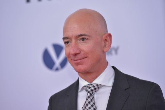 Jeff Bezos' net worth hit $105 billion. What good will the ...