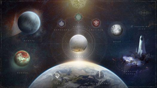 Destiny 2 Beyond Light Director Year 4
