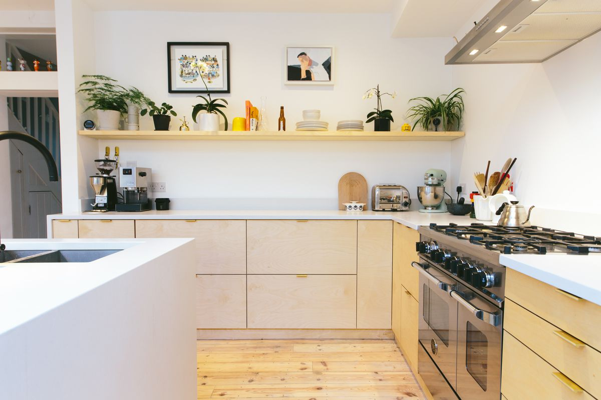 Best Kitchen Gallery: Ikea Kitchen Cabi S Hacked With Plywood By New Pany Plykea Curbed of Kitchen Cabinet Ikea on rachelxblog.com