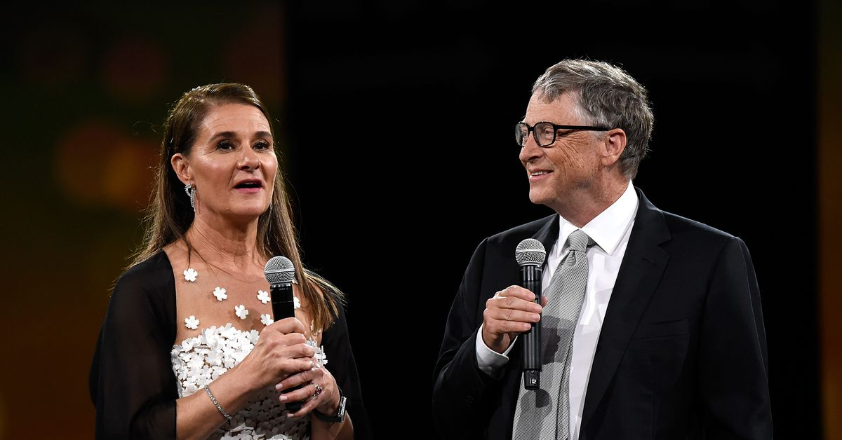 Bill Gates and Melinda Gates are separating, but their charitable foundation will continue