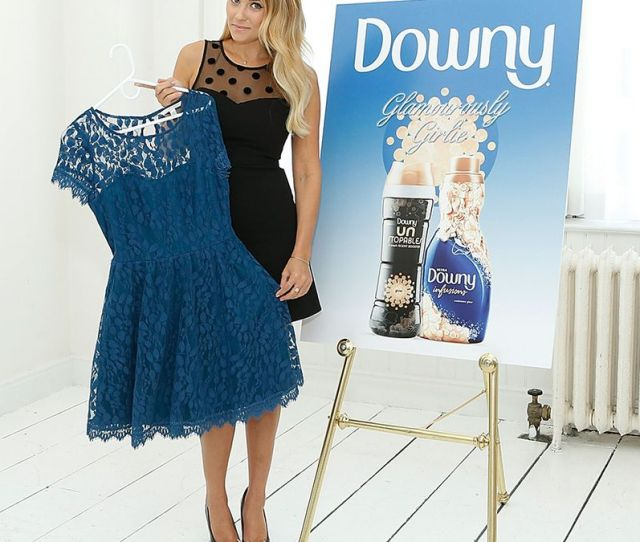 Lauren Conrad Helps Kick Off A Downy Pinterest Sweepstakes Photo Getty Images