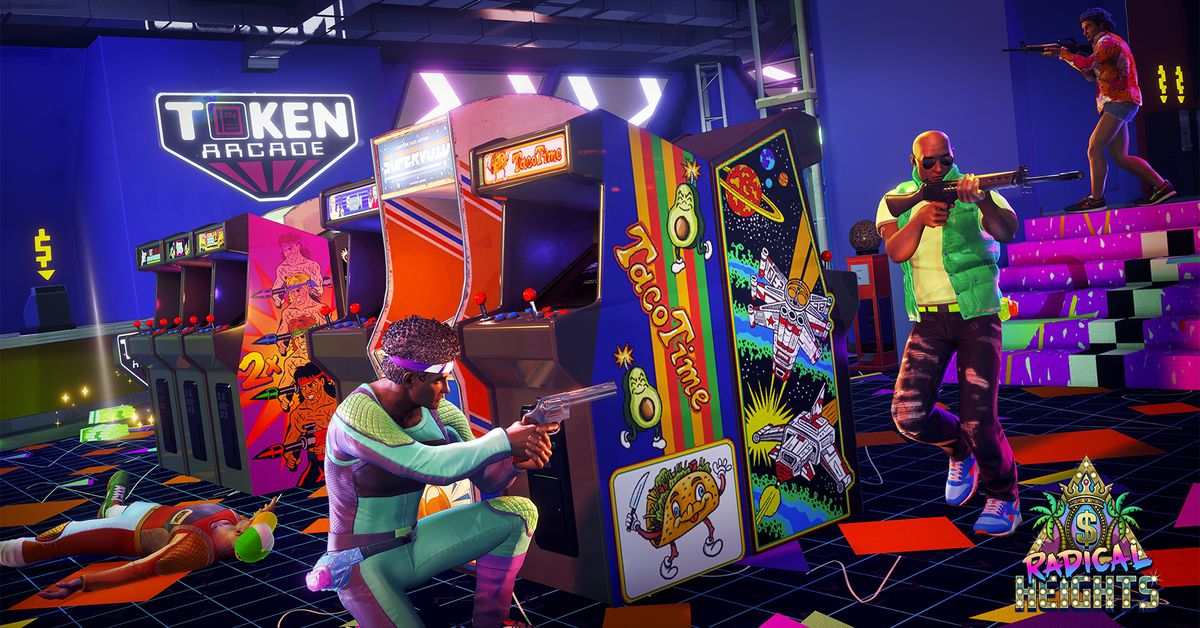 Radical Heights Does Cool Things That PUBG And Fortnite
