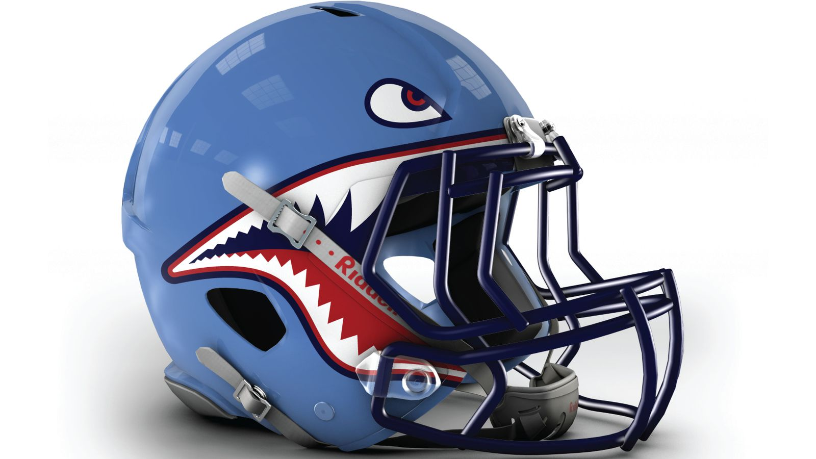 New Helmet Broncos Denver