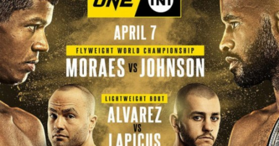 ONE on TNT: Moraes vs.  Johnson live stream, results and discussion