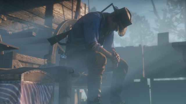 What Red Dead Redemption 2 gets right about having a terminal disease -  Polygon