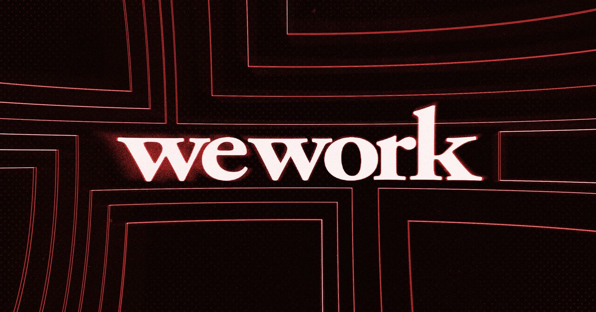 The company formerly known as WeWork will be known as WeWork again