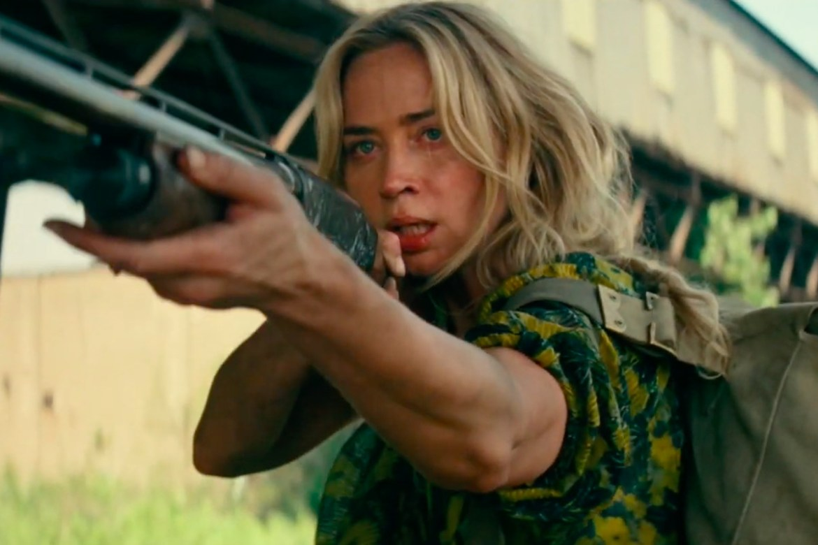 A Quiet Place 2 release delayed indefinitely due to coronavirus concerns -  Polygon