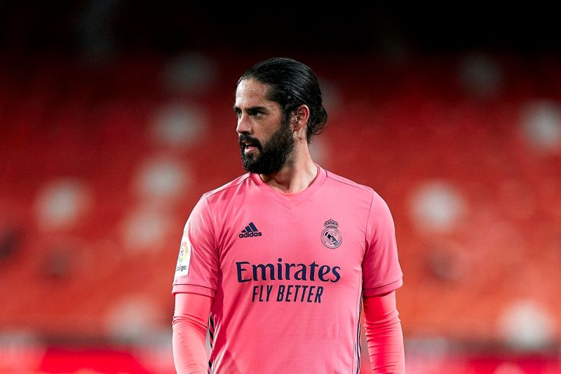 Isco Prepared to Leave Real Madrid in January—Report - Managing Madrid