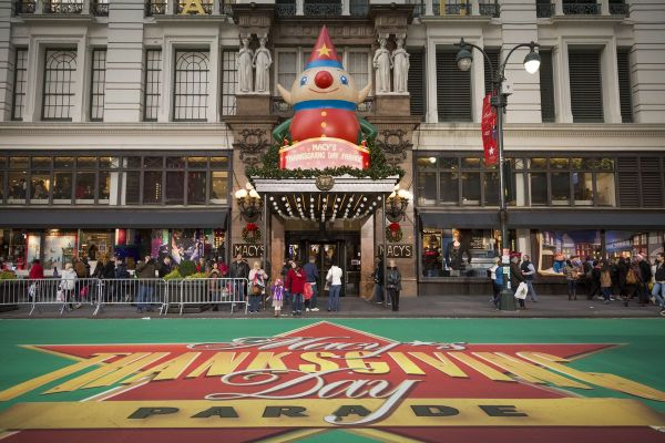 Macy's Thanksgiving Day Parade 2018 live stream: How to ...