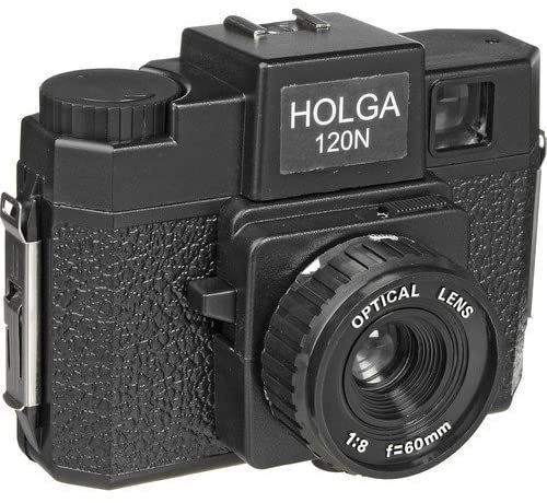 Telecamera in plastica Holga 120N