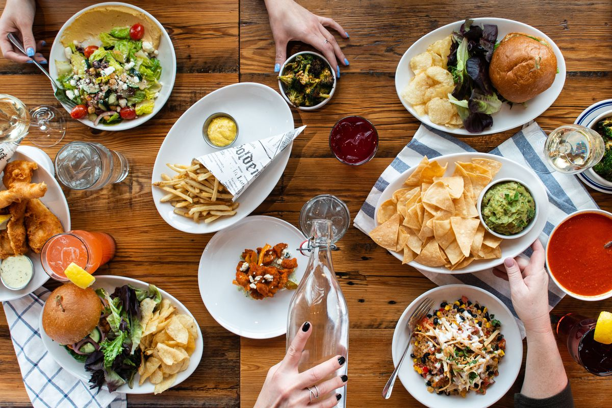 Image result for next door american eatery