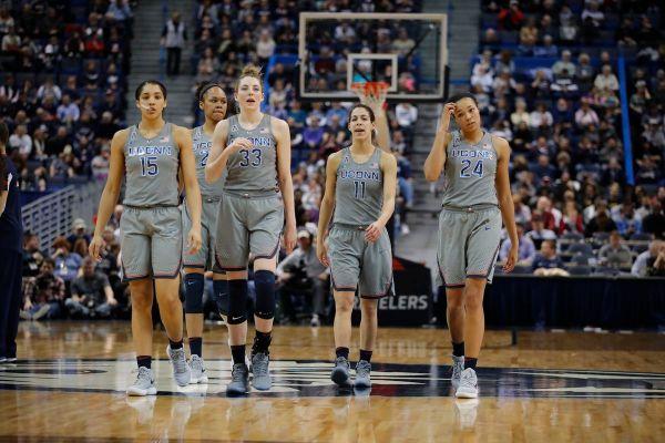 NCAA women's tournament 2018: Connecticut stats, facts ...
