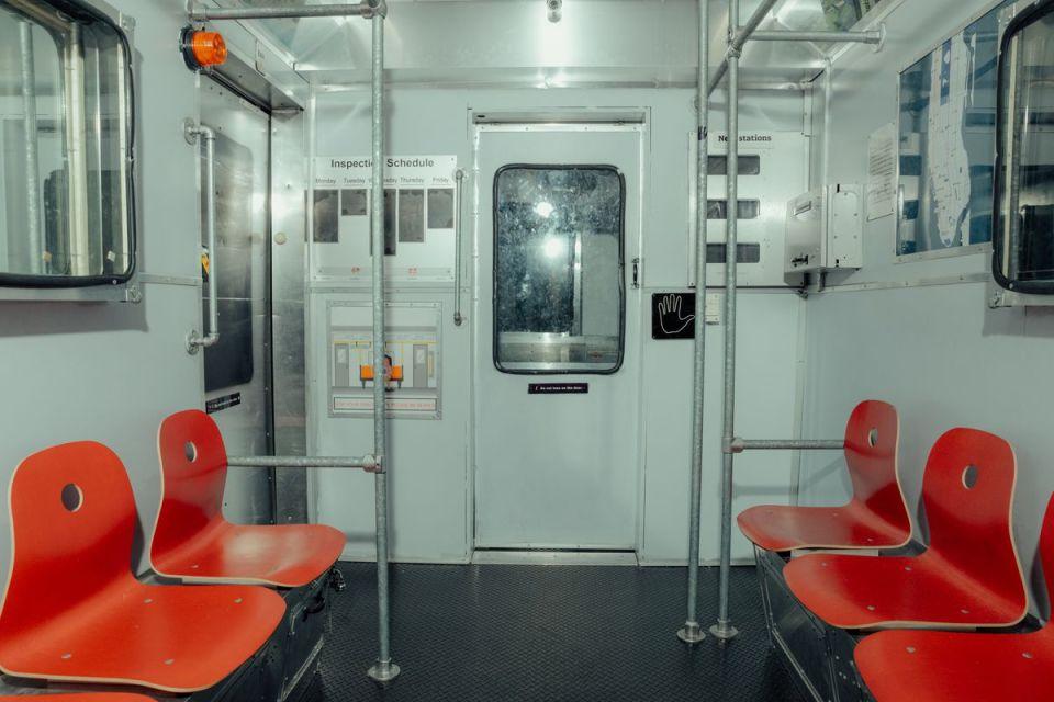 Le jeu sur le métro, High Speed NYC.
