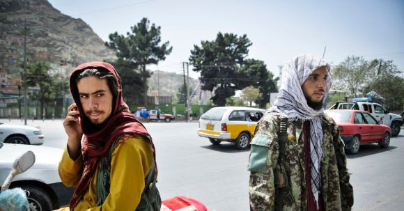 Why banning the Taliban on social media is trickier than it seems