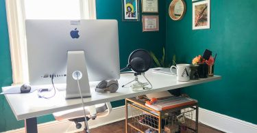 What's on your desk, Adia Watts?
