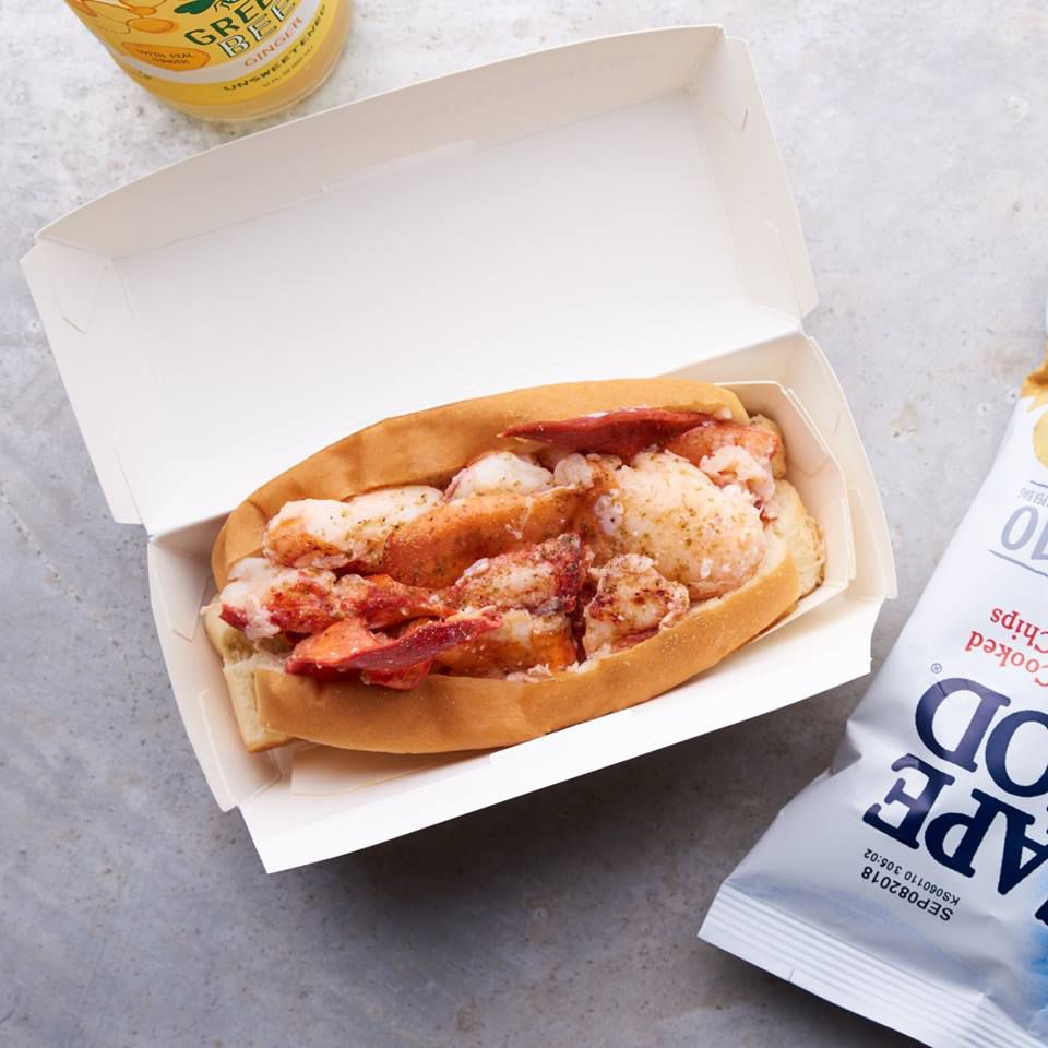 Inside Lukes Lobster SF The First West Coast Shack From