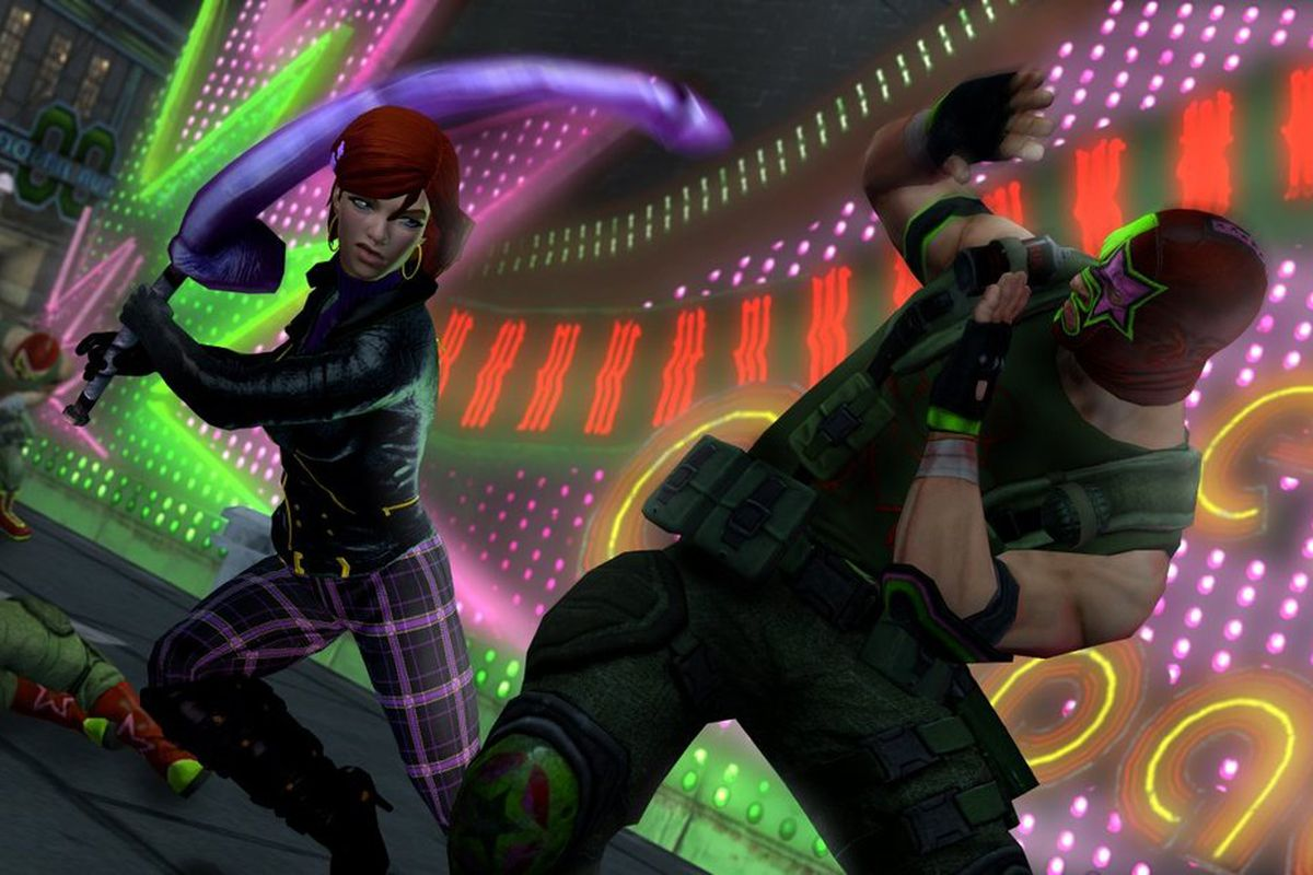 Saints Row The Third Was Originally About An Undercover Agent Polygon