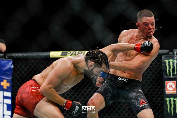 """Jorge Masvidal is deemed """"BMF"""" at UFC 244 over Nate Diaz"""