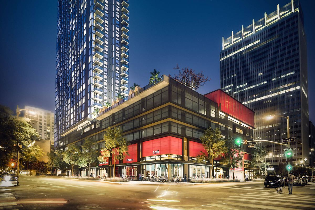 Aven Renderings Unveiled For 38 Story Apartment Tower In