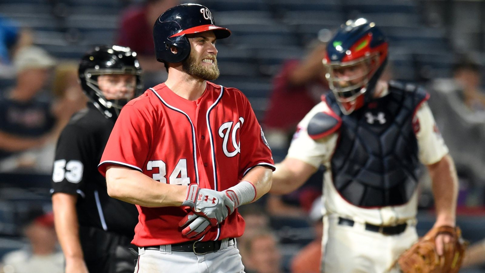 Nationals Injury Updates: Jayson Werth, Steven Souza, Jr
