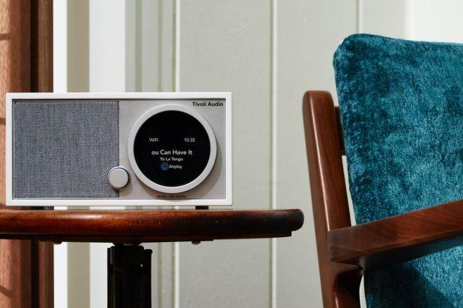 pf_10b2edbd__ALM1D.0 Tivoli's second-gen Model One Digital speaker adds AirPlay and Chromecast support   The Verge