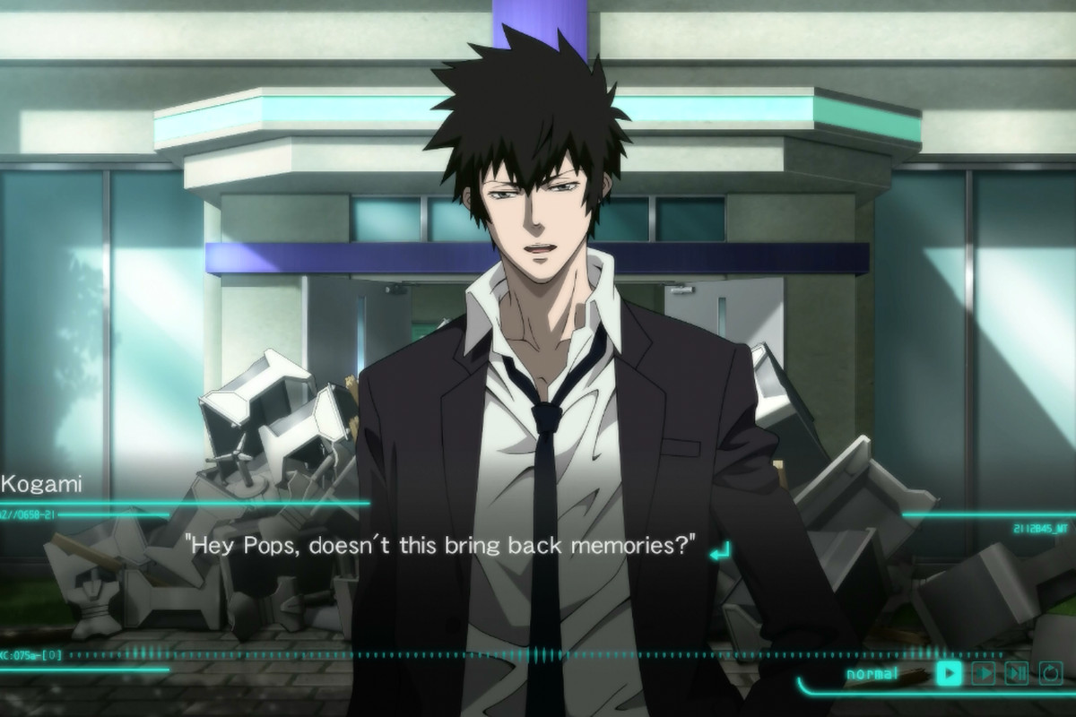 The Psycho Pass game feels like a great new episode of the anime     Before you decide to play Psycho Pass  Mandatory Happiness  you have to ask  yourself an important question  how much do you love the cyberpunk anime  series
