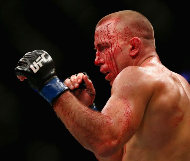Georges St Pierre Explains Why He Absolutely Hates Fighting