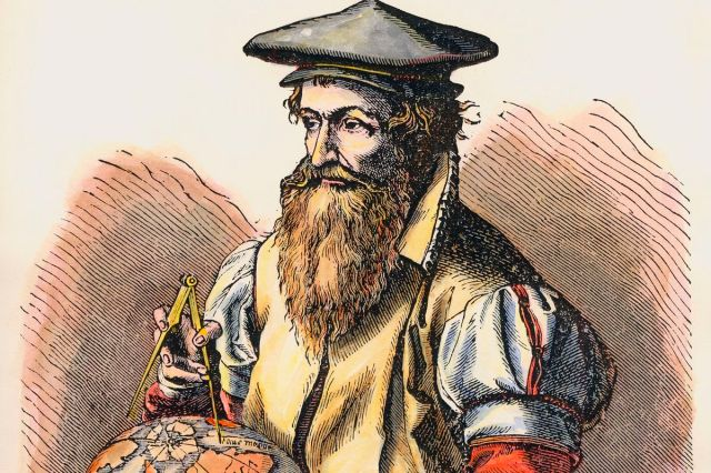 Image result for gerardus mercator