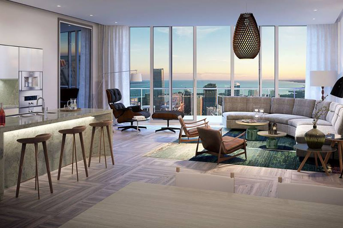 SLS LUX Brickell Is Now Fully Sold Out Curbed Miami