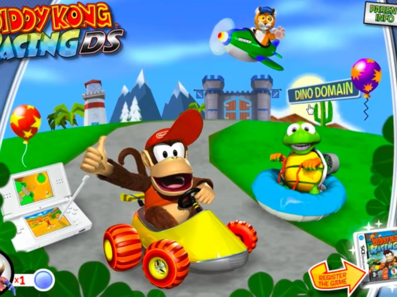 Nintendo s old promotional Flash games are being brought back to     Nintendo s old promotional Flash games are being brought back to life   The  Verge