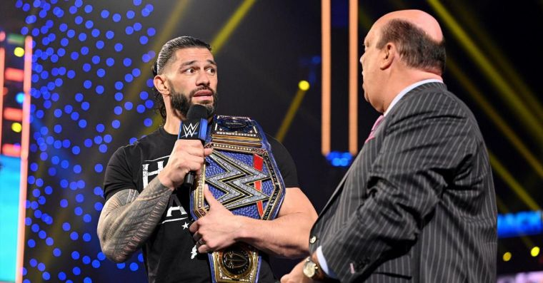 Rumor Roundup: WrestleMania 37, top matches, Roman Reigns' opponent, more!