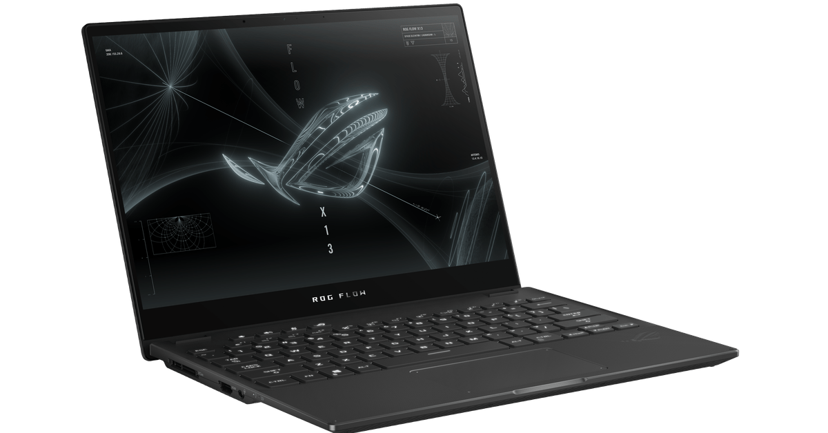 Asus ROG's 2021 lineup includes its first convertible gaming laptop (ish)