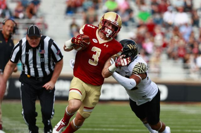 Image result for Boston College Eagles vs Wake Forest Demon Deacons