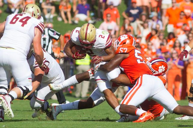 Image result for Clemson Tigers vs. Boston College Eagles