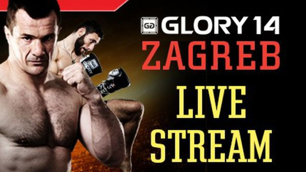 GLORY 14 results, live fight coverage stream for 'Cro Cop ...