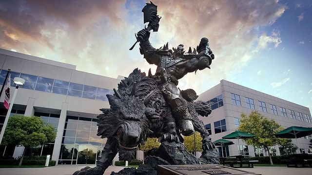 FR4O5150XDON1515612314495.0 Activision Blizzard sued by California over widespread sexism, sexual harassment   Polygon
