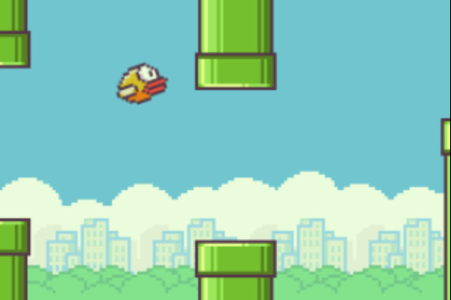 uccello flappy