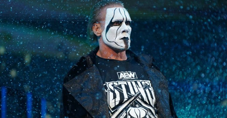 Give us Sting as AEW World Champion in 2021