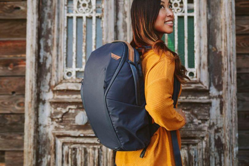 Peak Design Everyday Backpack Zip 20L MDNGHT LFSTYL3