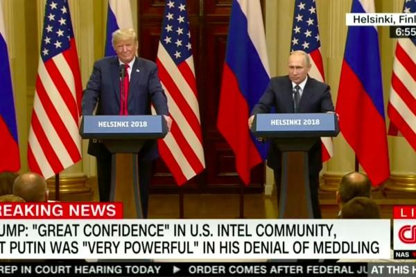 Trump-Putin Helsinki meeting: read the full transcript - Vox
