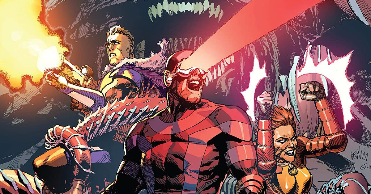 2020's best epic was the X-Men's struggle to build a better world