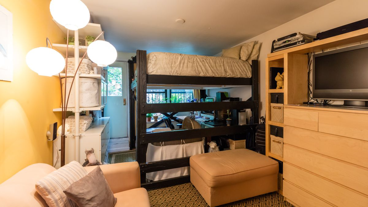 How A Family Of 3 Fits Into A 400 Square Foot Chelsea